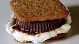Reese's S'mores - Made With Gluten Free Grahams