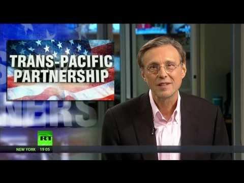 Obama's Secret Trade Deal