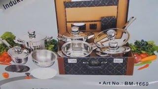 Розпакування комплекту німецької посуду фірми Bachmayer