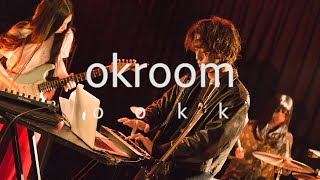 okroom / ookk (2019.12.20 Live at Shibuya HOME 『tossed coin ~supported by Eggs~』