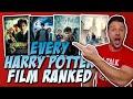 All 10 Harry Potter Films Ranked!