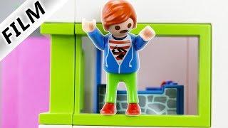 Playmobil Film Deutsch - JULIAN SPRINGT AUS DEM FENSTER? JETZT IST ER VÖLLIG VERRÜCKT! Familie Vogel