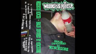 Weedeous Mincer - Brain Devoured By Mincegore FULL EP (2016 - Mincecore / Goregrind)