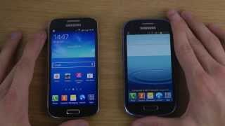 Samsung Galaxy S4 Mini vs. Samsung Galaxy S3 Mini - Which Is Faster?