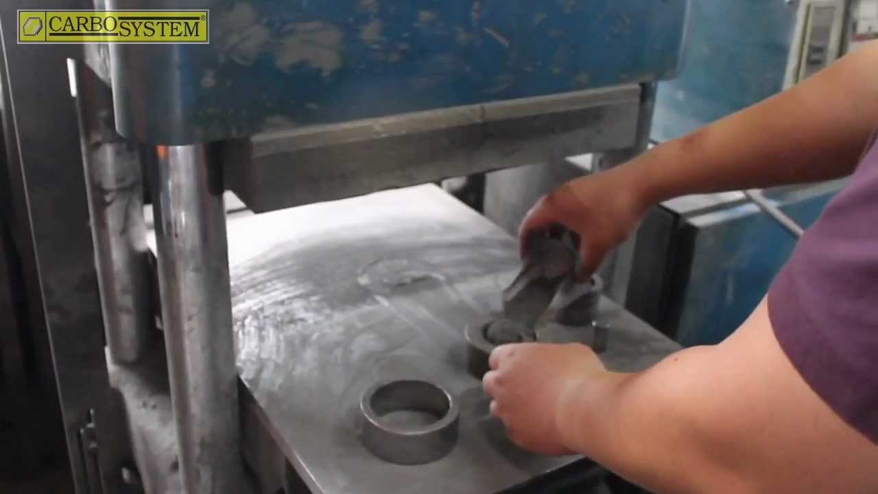Manufacture process of ceramic silicon tungsten alumina manufacture process of ceramic silicon tungsten alumina carbosystem youtube dailygadgetfo Gallery