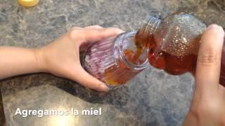 Cebolla y Miel Para Las Flemas y Mu...