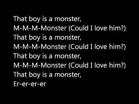 Lady Gaga - Monster (lyrics on screen!) HD!!