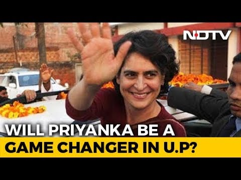 Will Priyanka Gandhi Boost Congress' Chances In UP? Mission Begins Today