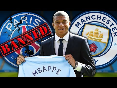Will PSG's Illegal Transfers FORCE Kylian Mbappe To Join Manchester City?! | Futbol Mundial