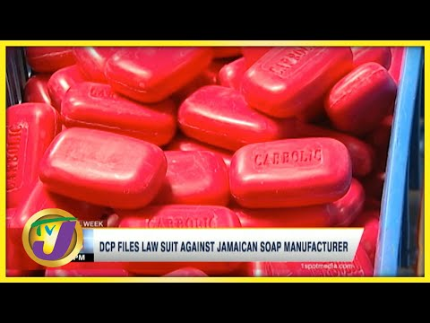 Dominican Company File Suit Against Jamaican Soap Company   TVJ Business Day - June 11 2021