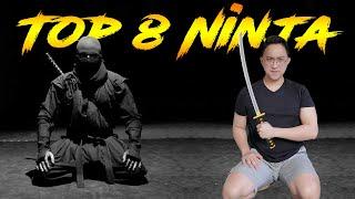 8 Huyền Thoại Ninja Với Bàn Tay Dính Nhiều Máu Nhất Trong Lịch Sử