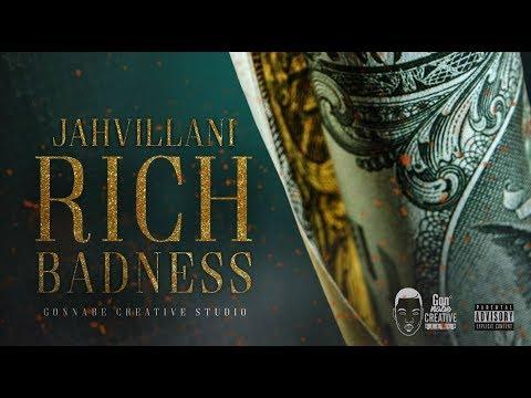 Jahvillani - Rich Badniss (Audio)
