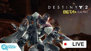 เกมส์ Destiny 2 เปิดเบต้าให้เล่นฟรีบน PS4 ตั้งแต่ 19-24 กรกฎาคม 2560 นี้ [Live Game Streaming]