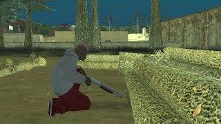 GTA San Andreas - Война с полицией