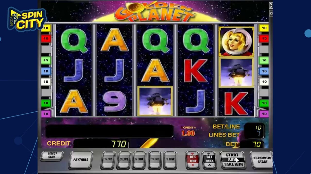 Как зарегистрироваться в Spin City казино?