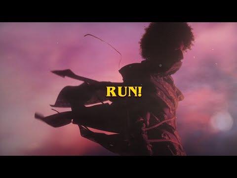 Youtube: Rilès – RUN! (w/ Mike Dean) (Lyric Video)