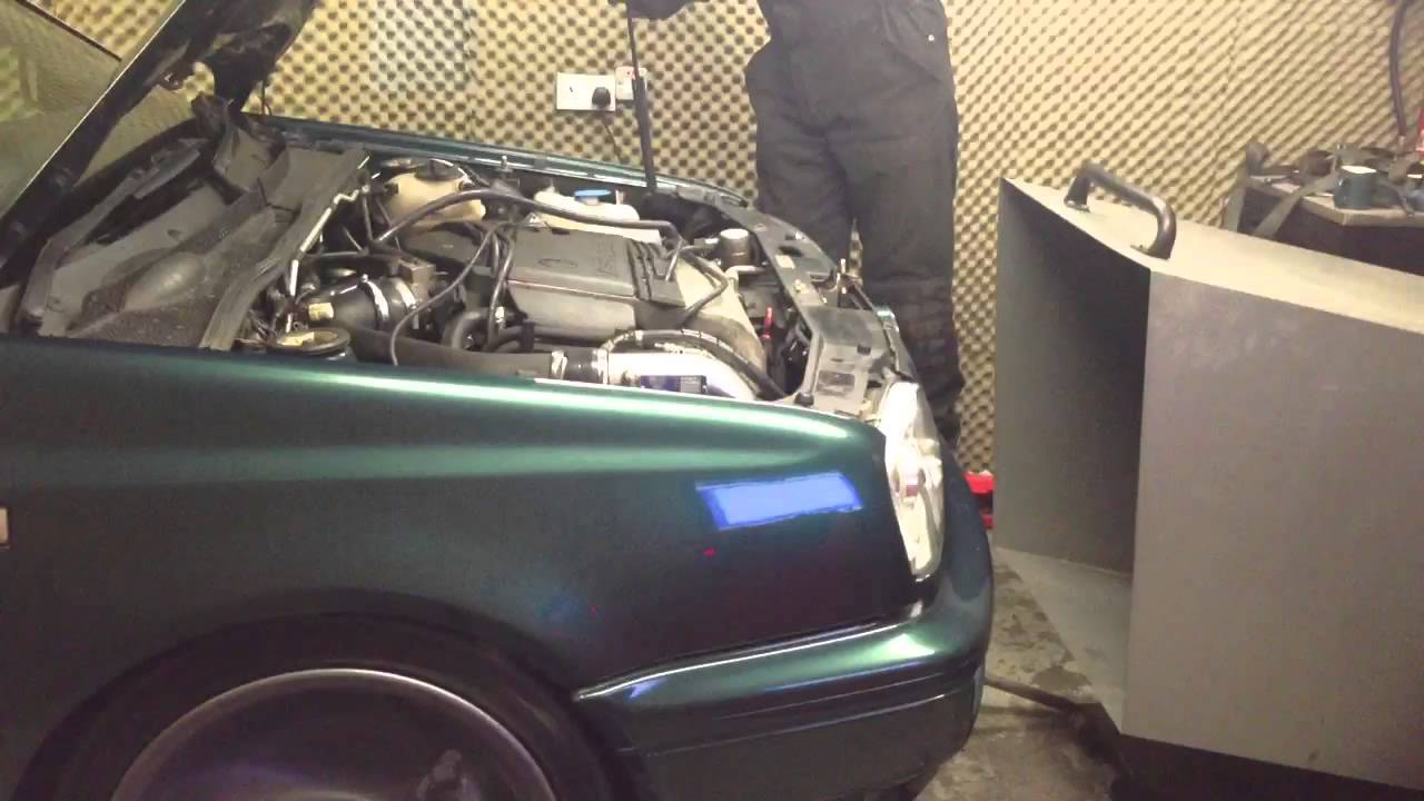 SAWs Mk3 VR6 with Vortech VF9 Supercharger on Dyno  SOS  YouTube