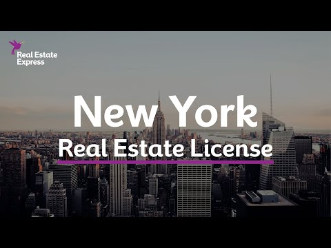 How to Get a New York Real Estate License