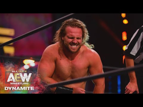 Was Hangman able to Continue His Hot Streak? | AEW Dynamite, 9/23/20
