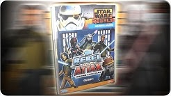 Star Wars Rebel Attax Sammelmappen Update