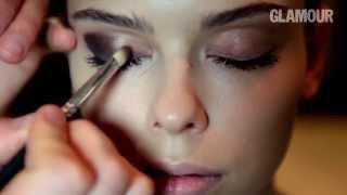 Новогодний подарок – макияж от Chanel: праздничный видеоурок