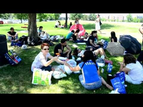 MIILA  Montreal - Summer Camp 2011