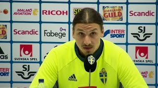 "Zlatan: ""I put France on the map of the world"" - TV4 Sport"