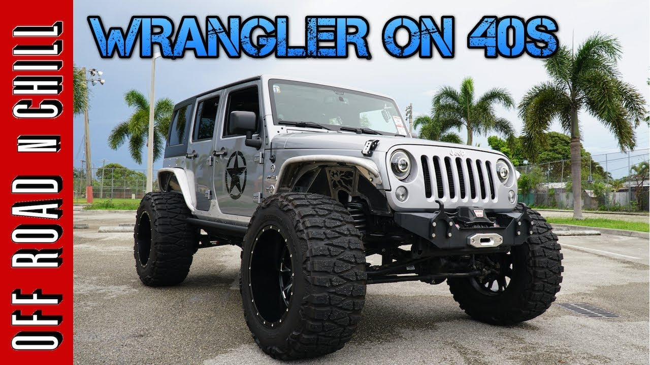 Tires For Jeep Wrangler >> 40 Inch Tires On Dana 30 Possible Jeep Wrangler Jk Walk Around