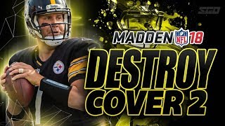 Madden 18 How To Beat Cover 2