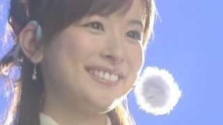 皆藤愛子<with仲間由紀恵> 天気予報篇(08)メイキングⅠJ☆flv.