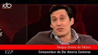 Roland Giraud et Tanguy Dionis du Séjour