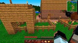 Хозяины деревни - Minecraft | Millénaire №2
