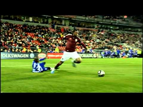 COLORADO RAPIDS OFFICIAL MLS CUP BANNER RAISING VIDEO 2011