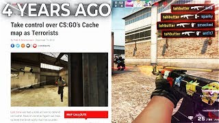 I USED a 4 YEAR OLD CSGO Guide...