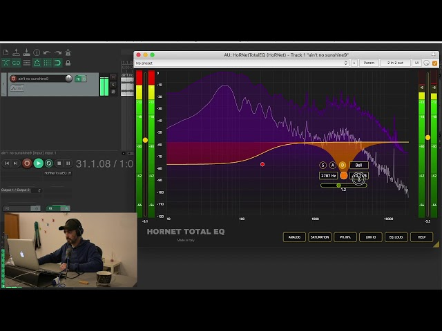 Total EQ dynamic filter tutorial