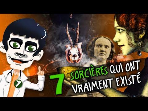 7 sorcières qui ont vraiment existé - Doc Seven