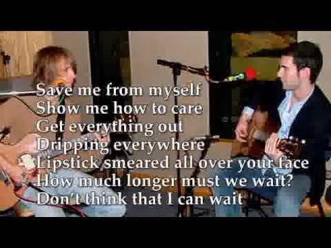 Maroon 5  Kiwi  Lyrics