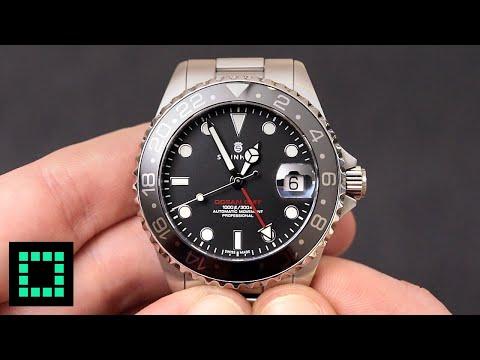 Steinhart OCEAN ONE 39 GMT [REVIEW] A Great Smaller GMT Watch!