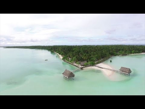 Paradise lost: 'Anote's Ark' shows Kiribati on the brink