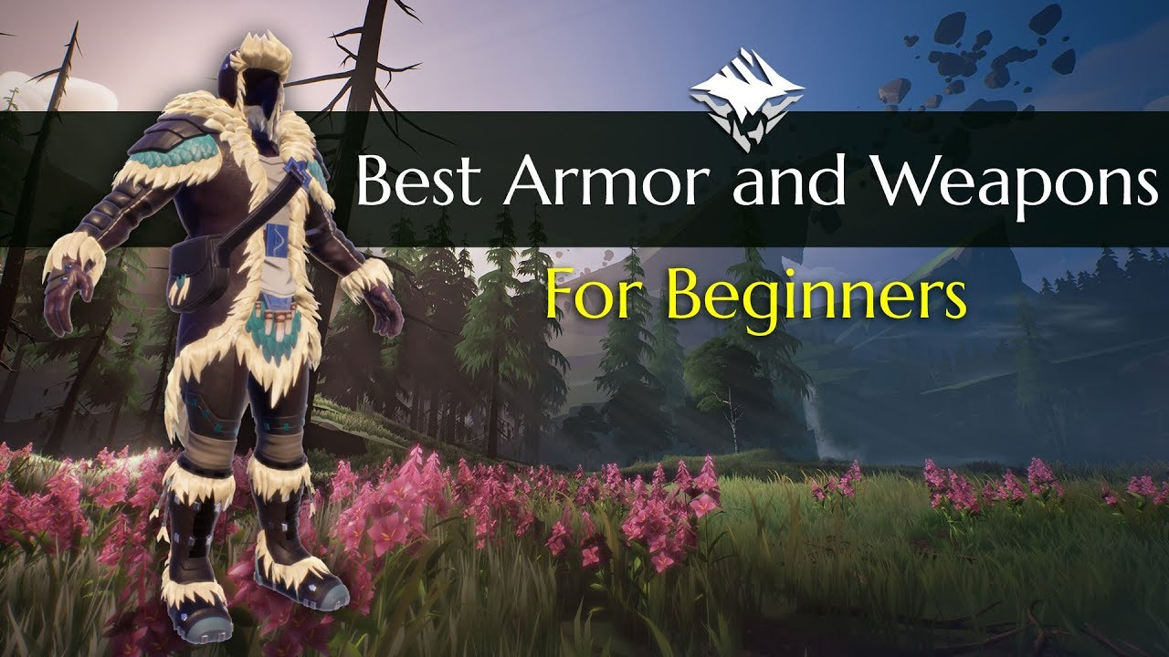 A Dauntless Guide to the Best Beginner Armor and Weapons
