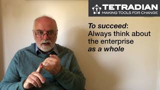 Enterprise-architecture and digital-transformation - Episode 33, Tetradian on Architectures