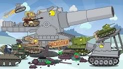 Топ 12 серий - Мультики про танки