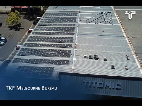 TKF Melbourne - Harnessing Renewables