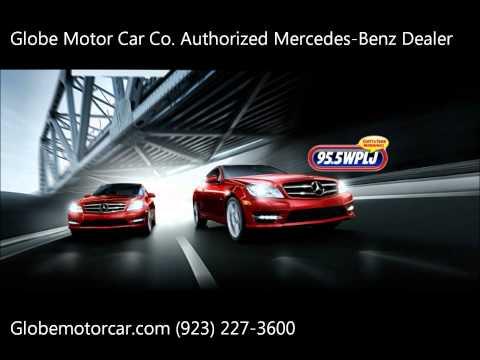 Globe Motor Car May Radio WPLJ