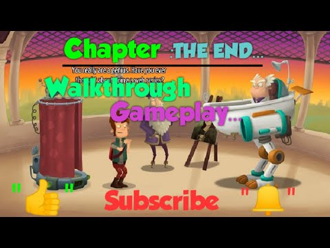 """Kelvin And The Infamous Machine Walkthrough Chapter """"THE END"""" Android Games... 