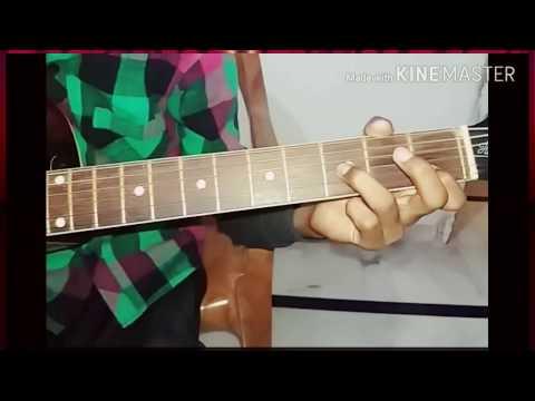 Palat song of main tera hero on guitar solo