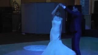 Танец Отца и Дочери+Первый танец молодых (идея и постановка О.Магутиной)
