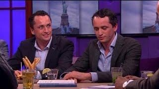 Tweeling z identiek heb je ze nooit gezien - RTL LATE NIGHT