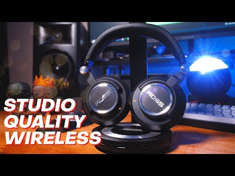 Koss BT540i - CLEAN Bluetooth Headphones for the Budget Audiophile