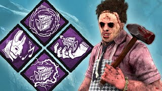 Impossible Skillcheck Bubba Build | Dead by Daylight